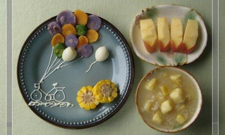 每天吃早餐的生活