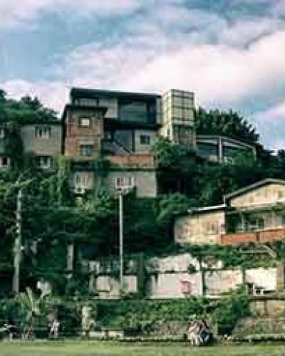 台北的生态城市样本:宝藏岩