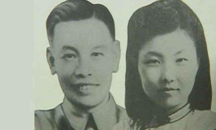 蒋经国与章亚若