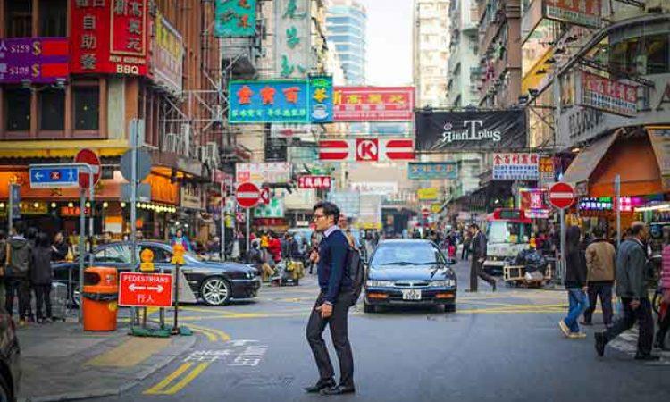 二战前后:今日香港的雏形